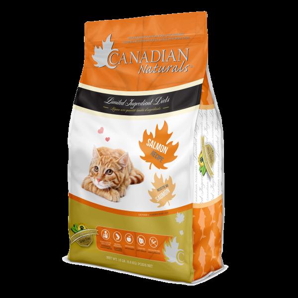 Grain Free Salmon Cat Recipe