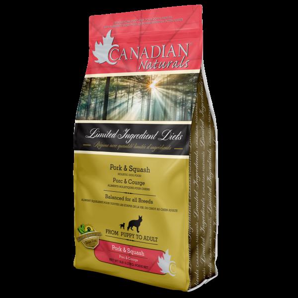 LID Pork & Squash Recipe for Dogs