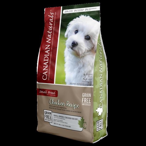 Grain Free Chicken Recipe for Small Breed Dogs