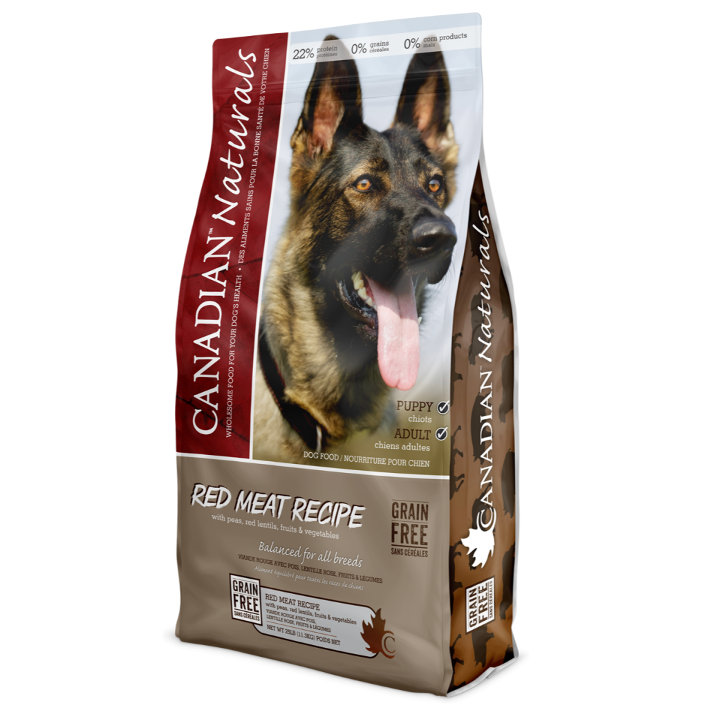 Grain Free Red Meat Recipe for Dogs